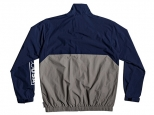 DC Ah Bon Water Resistant Windbreaker Black Iris (thumb #1)
