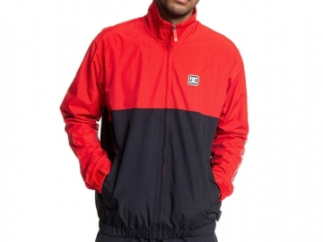 DC Ah Bon Water Resistant Windbreaker Racing Red (thumb #0)