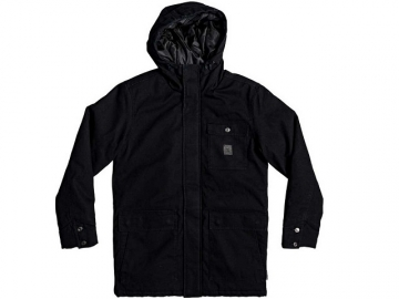 DC Canongate 2 Water Resistant Worker Parka Black (thumb #0)