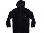 DC Canongate 2 Water Resistant Worker Parka Black (#1)