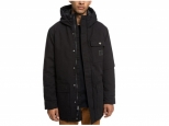 DC Canongate 2 Water Resistant Worker Parka Black (thumb #4)