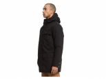 DC Canongate 2 Water Resistant Worker Parka Black (#4)