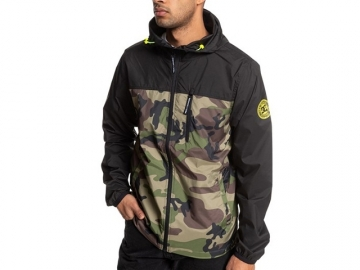 DC Dagup WR Hooded Windbreaker Camo (thumb #0)