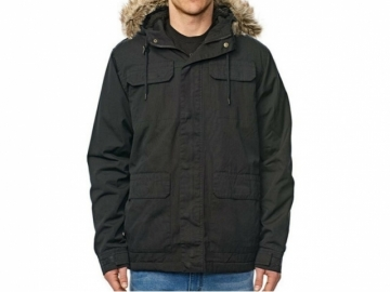Globe Goodstock Thermal Parka Black (thumb #0)
