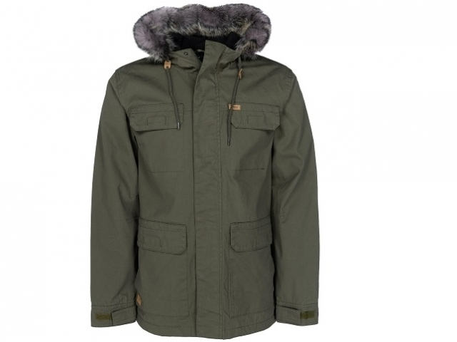 Globe Goodstock Thermal Parka Dusty Olive (detaliu #0)
