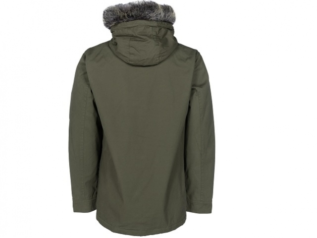 Globe Goodstock Thermal Parka Dusty Olive (detaliu #1)