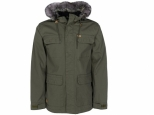 Globe Goodstock Thermal Parka Dusty Olive