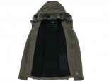 Globe Goodstock Thermal Parka Dusty Olive (thumb #2)