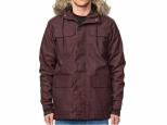 Globe Goodstock Thermal Parka Wine (#1)