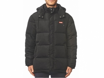 Globe Ignite Puffer Jacket Black (thumb #0)