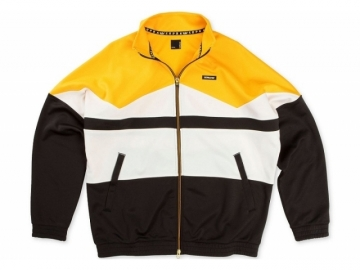 Supra Innenstad Track Jacket Caution/Bone/Black (thumb #0)
