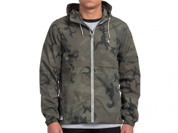 Volcom Howard Hooded Camo (thumb #0)