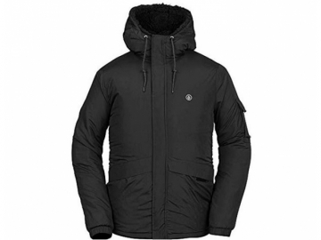 Volcom Morzinski Jacket Black (thumb #0)