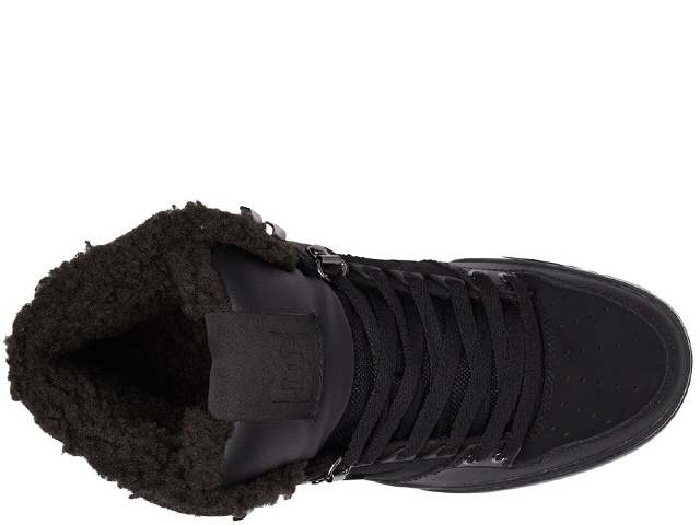 DC Pure High Top WC WNT Black/Black/Black