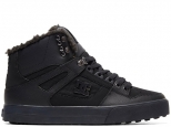 DC Pure High Top WC WNT Black/Black/Black (#0)
