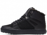 DC Pure High Top WC WNT Black/Black/Black (#1)