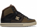 DC Pure High Top WC WNT Olive (#0)