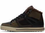 DC Pure High Top WC WNT Olive (#1)