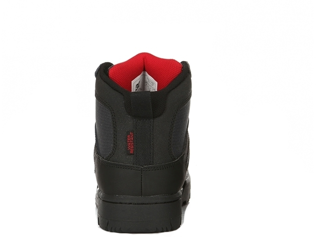 DC Pure High-Top WR Boot Black/Grey/Red (detaliu #2)