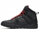 DC Pure High-Top WR Boot Black/Grey/Red (#1)