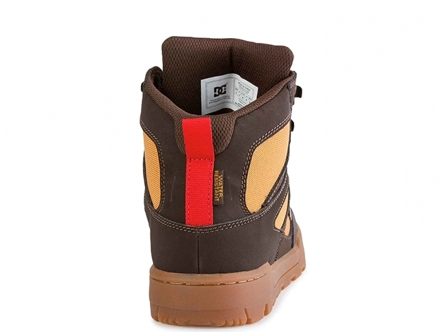 DC Pure High-Top WR Boot Chocolate/Brown (detaliu #2)