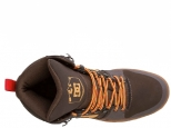 DC Pure High-Top WR Boot Chocolate/Brown (thumb #1)