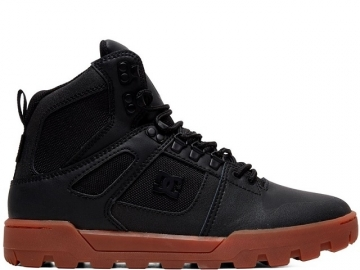 DC Pure HT WR Boot Black/Gum (thumb #0)