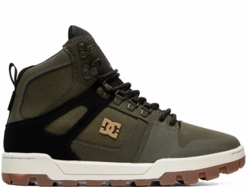 DC Pure HT WR Boot Olive/Black (thumb #0)