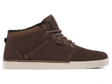 Etnies Jefferson Mid Brown/Brown (thumb #0)