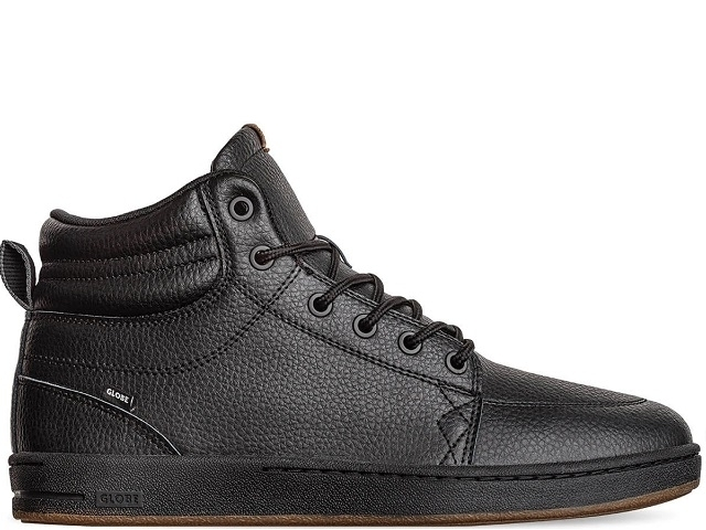 Globe GS Boot Black Leather (detaliu #0)