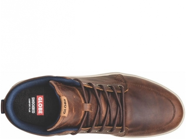 Globe GS Boot Brown Leather