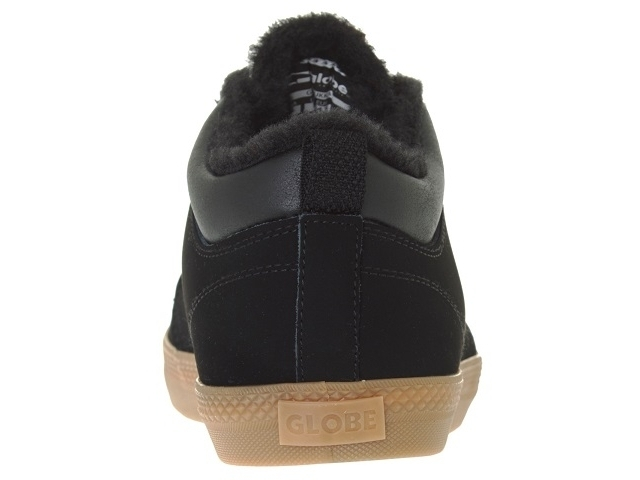 Globe GS Chukka 2 Black/Fur