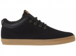 Globe GS Chukka 2 Black/Fur (#0)