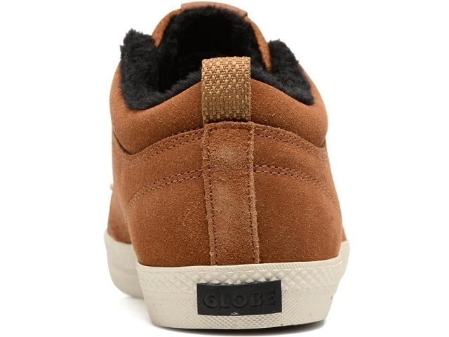 Globe GS Chukka Brown/Black/Wool (detaliu #2)
