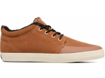 Globe GS Chukka Brown/Black/Wool