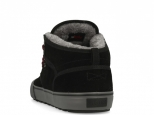 Globe Motley Mid Black/Phantom/Fur (#2)