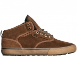 Globe Motley Mid Partridge Brown/Gum/Fur