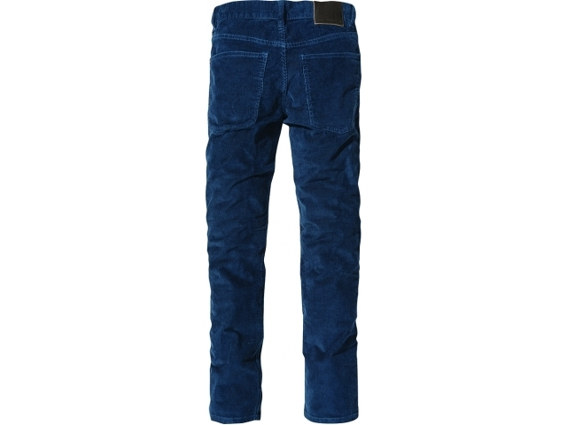 Globe Goodstock Cord Jean Oil Blue