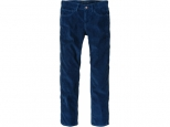 Globe Goodstock Cord Jean Oil Blue (#0)