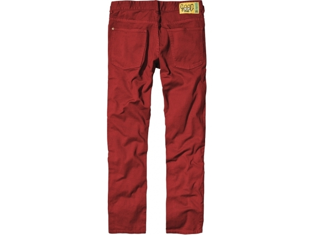Globe Goodstock Jean Brick Red