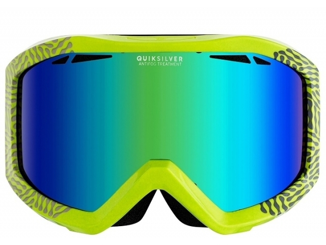 Quiksilver Fenom ML Lime Green