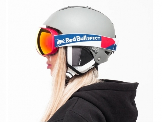 Red Bull SPECT Magnetron Mirrored-021 Red (detaliu #4)