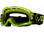 VonZipper Sizzle MX Snakey Lime (thumb #0)