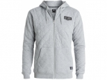 DC Halibrent Zip-up Steel Grey (#0)