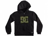 DC Star Kids Sherpa Black