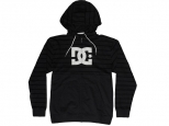DC Studley 211 Zip Hoodie Anthracite