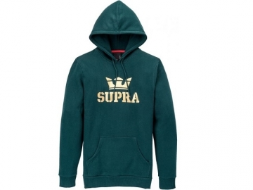 Supra Above Pullover Hooded Evergreen/Gold (thumb #0)