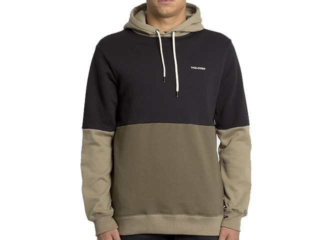 Volcom Single Stone Div Pullover Military (detaliu #0)