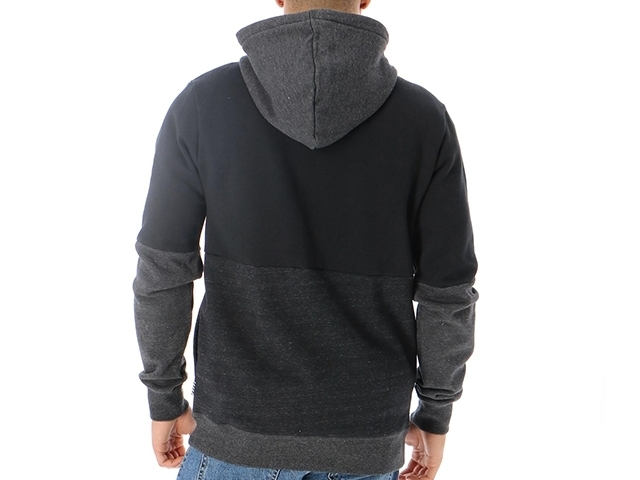 Volcom Single Stone Div Zip Hoodie Black (detaliu #2)
