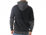 Volcom Single Stone Div Zip Hoodie Black (thumb #2)